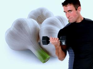 garlic-sport