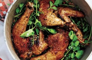 Vinegar-Braised Chicken