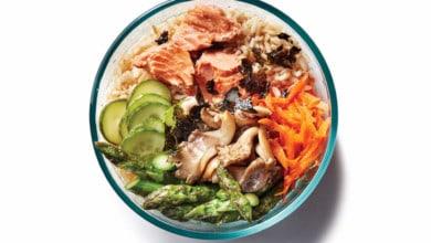 salamon-rice
