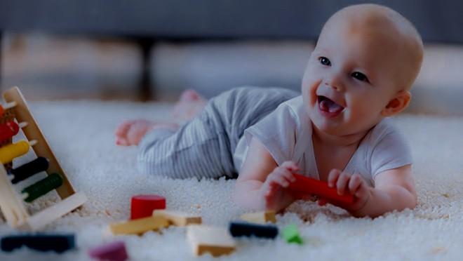 after birth developmental stages