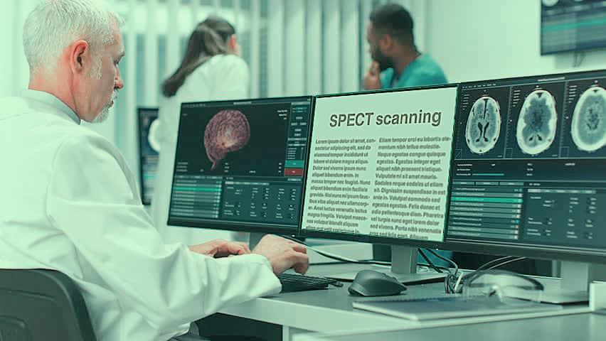 SPECT scanning