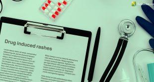 Drug induced rashes