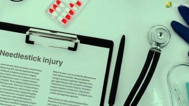 Needlestick injury