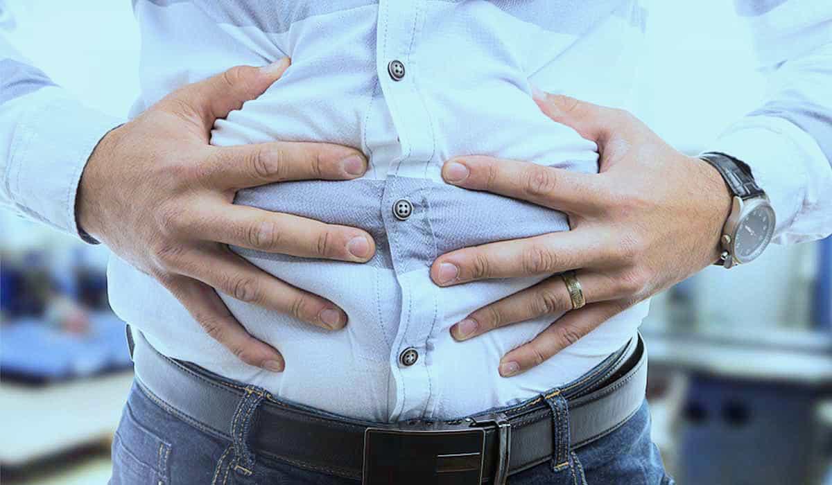 علاج الغازات وعسر الهضم طبيعياً