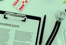 Photo of انخلاع المفصل Dislocated joint