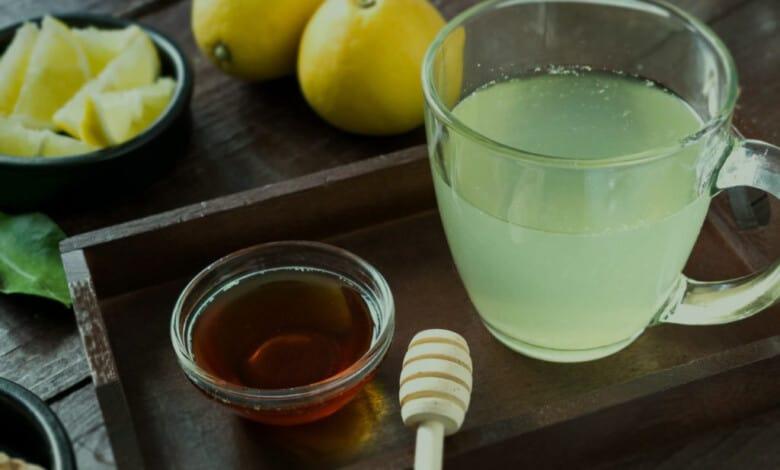 طريقة عمل مشروب الزنجبيل والليمون والعسل