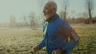 الجري والصحة النفسية