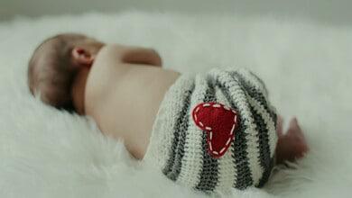 صورة علاج المغص والغازات عند الاطفال حديثي الولاده