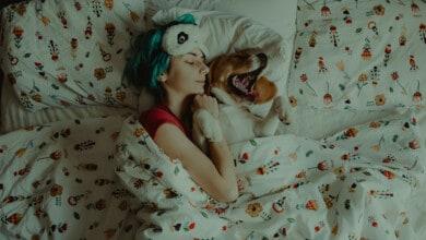 صورة 21 طريقة للنوم بسرعة