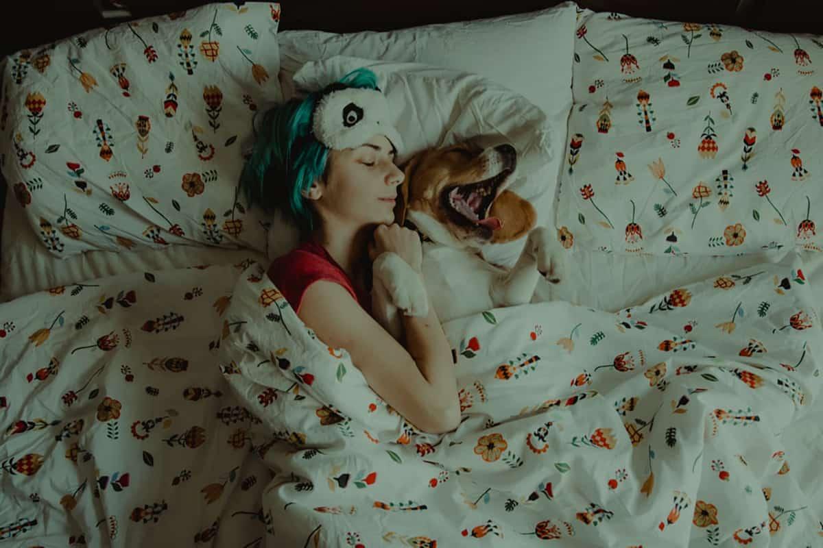 21 طريقة للنوم بسرعة