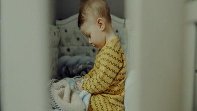 الطفل في عمر 7 شهور