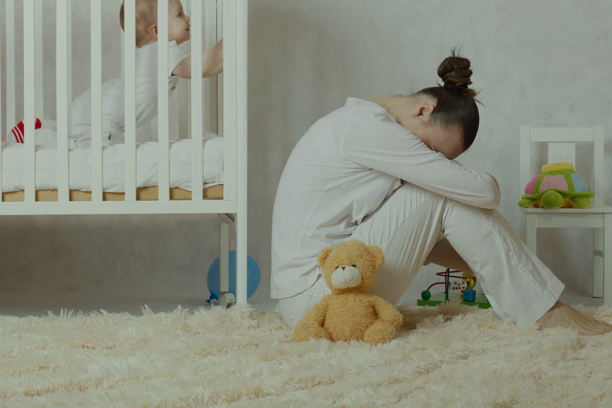 التخلص من اكتئاب بعد الولادة