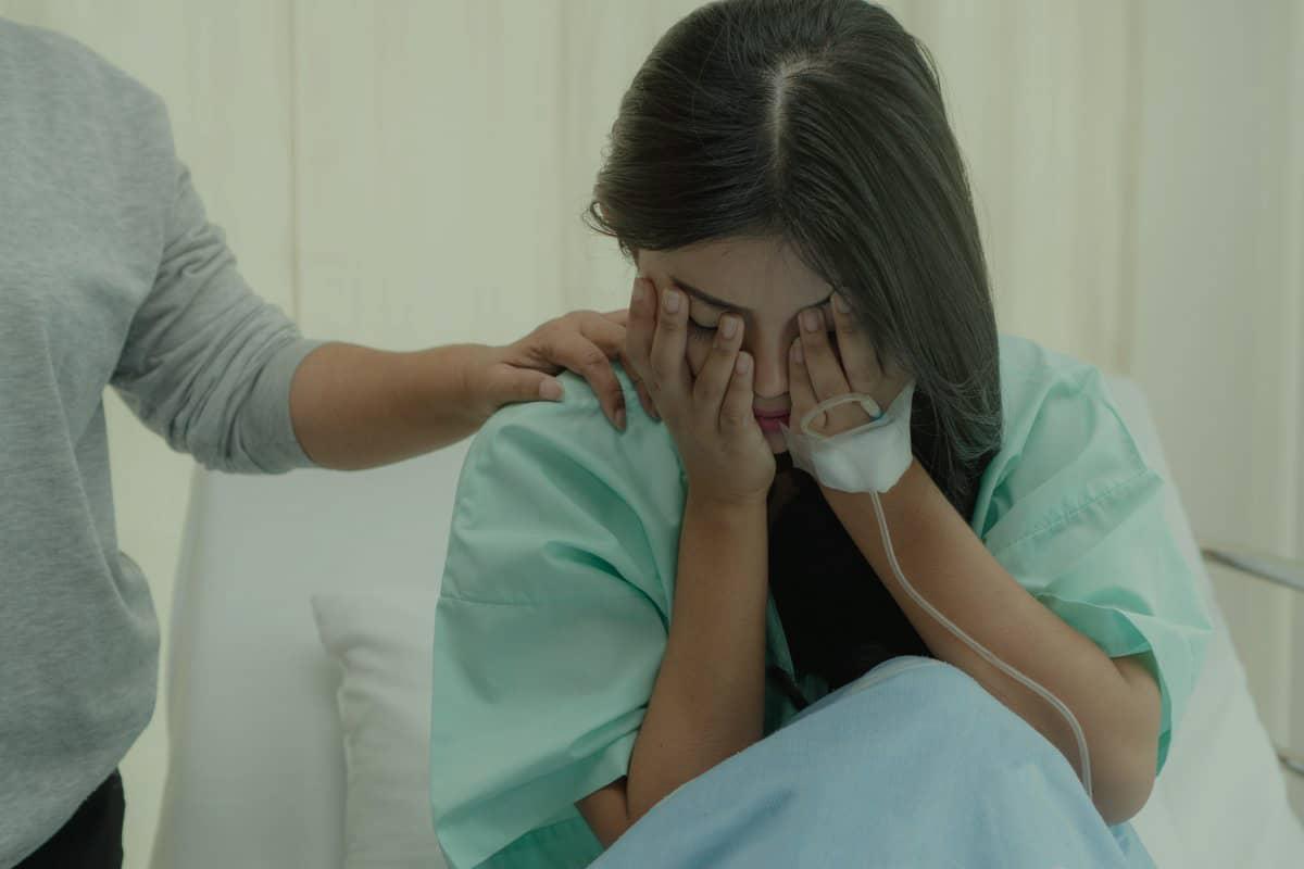 ماهي اعراض وعلامات الاجهاض