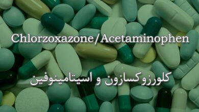 Chlorzoxazone-Acetaminophen