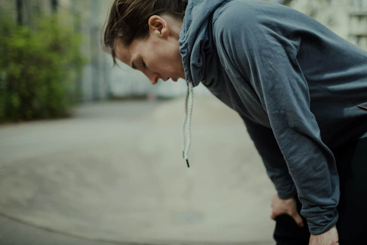 اسباب ضيق التنفس عند المشي